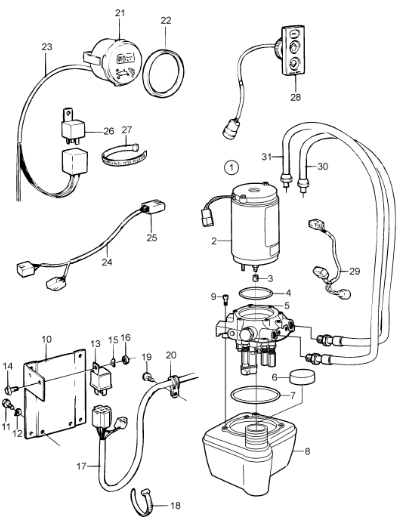 Mercruiser Parts Diagram additionally Changeyouralphagearlube together with Carburetor Mercarb moreover Drive Shaft Housing And Drive Gears X Drive together with Mercruiser 30l Wiring Diagram. on mercruiser drive parts